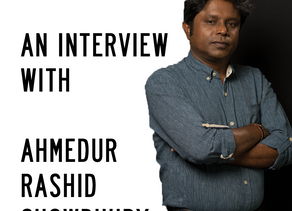 Interview WITH  Ahmedur Rashid Chowdhury of Shuddashar