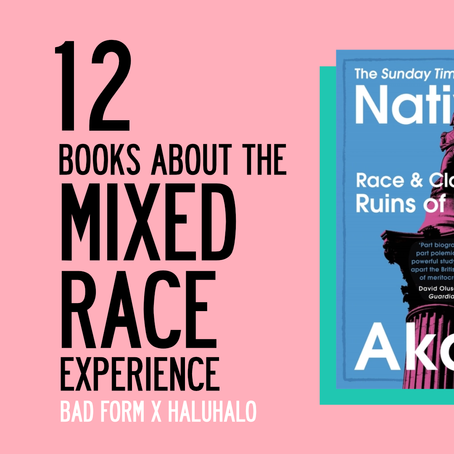 12 Books About the Mixed Race Experience