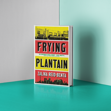 Flying Plantain - Zalika Reid-Banta Review