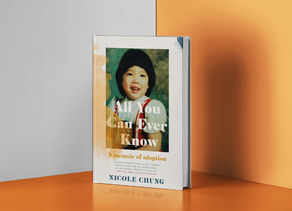 All You Can Ever Know - Nicole Chung Review