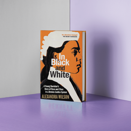 IN BLACK AND WHITE - ALEXANDRA WILSON REVIEW