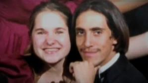 Nikki Reynolds and Carlos Infante