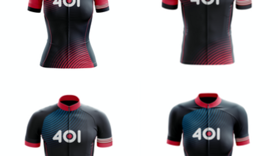 USA Challenge Cycle Jersey