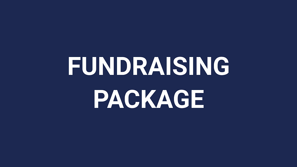 Fundraising Package