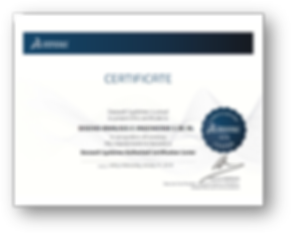 Certificate_Certification_Center_Dassaul