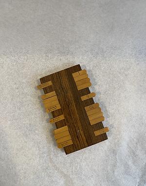 Truc en bois