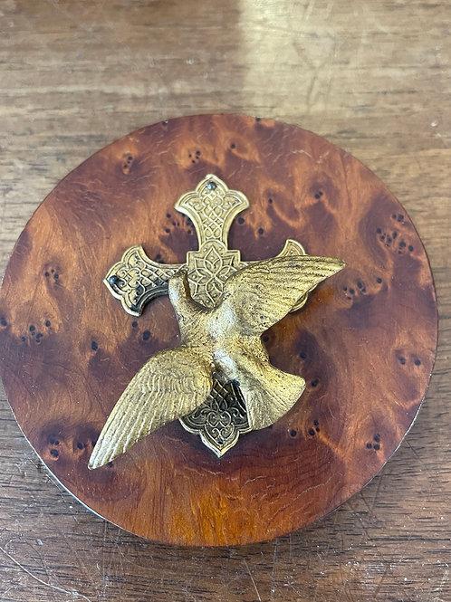 Croix à la colombe