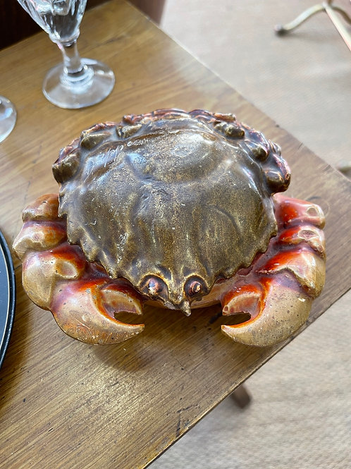 Boite Crabe en bakélite