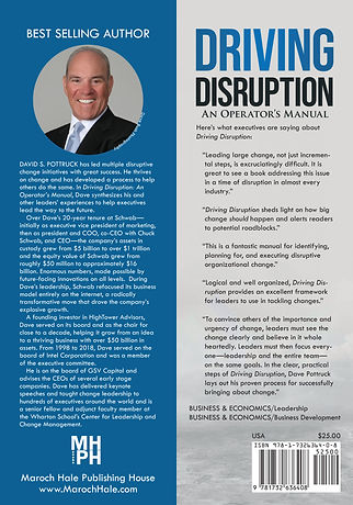 Driving Disruption Book Back Cover 1.29.