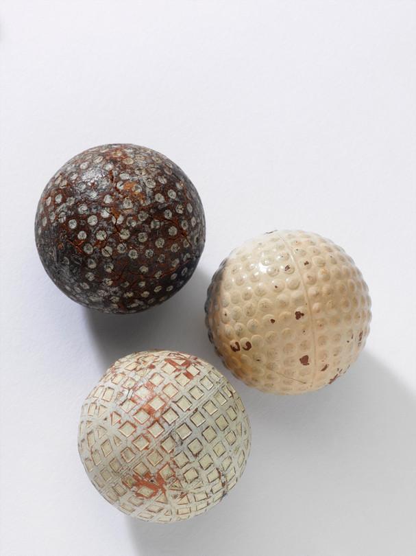 Old Golf Balls