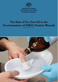 RIRDC 8 - Role of Tea Tree Oil in the De