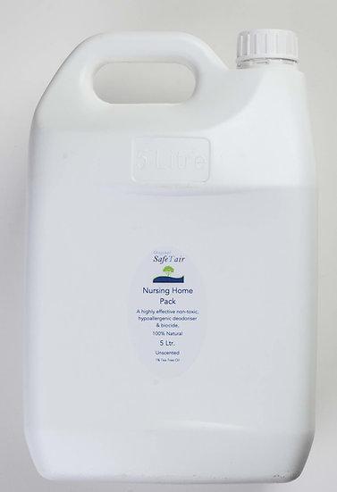 5 Ltr. Nursing Home Mould and Odour suppressant - Liquid