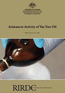 RIRDC 4 - Anti Cancer Activity of Tea Tr