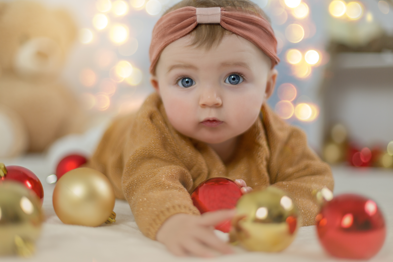 Séance bébé (3-12 mois)