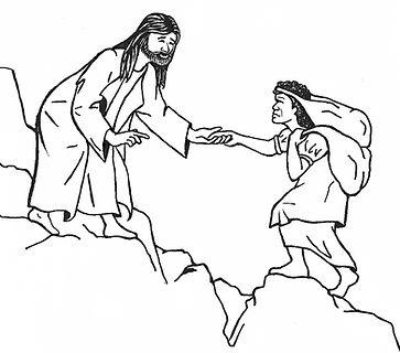AIDs BSt 1.10 Jesus Helps Us in our Stru