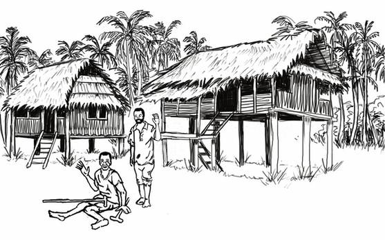 PNG story p1 men in village.jpg