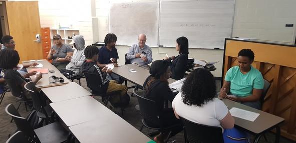 Musicards at Georgia State University