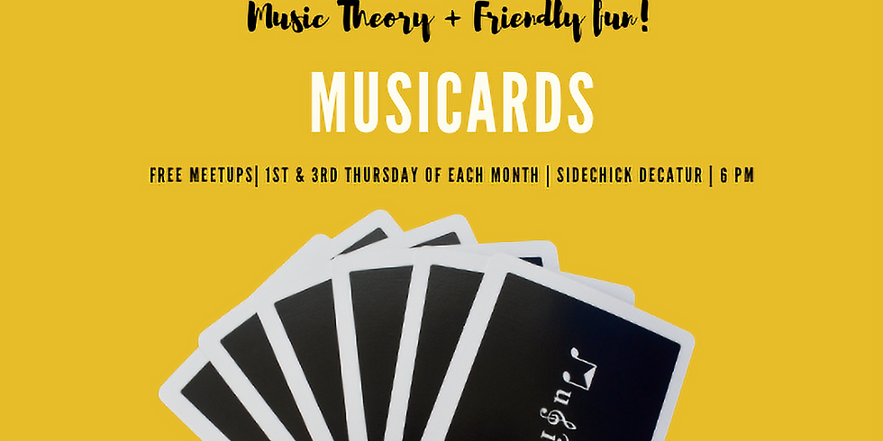 Musicards Meetup