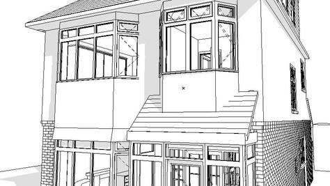 Permitted Development loft Conversion Scheme Approved