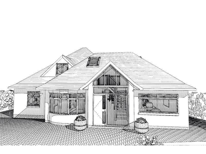 Planning approved bungalow adaptations