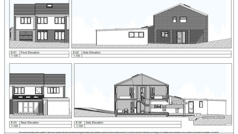 Planning Approved for another rear extension in Poole!