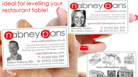 At Nabney Plans, we know how annoying wonky restaurant tables are...