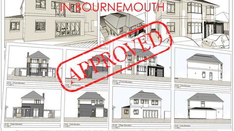 Two-Storey Side Extension: Planning Approved!