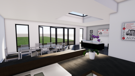 New CGI capabilities to help visualise your project at design stage.