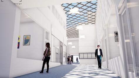 Planning Approved! Revamped Burlington Arcade.