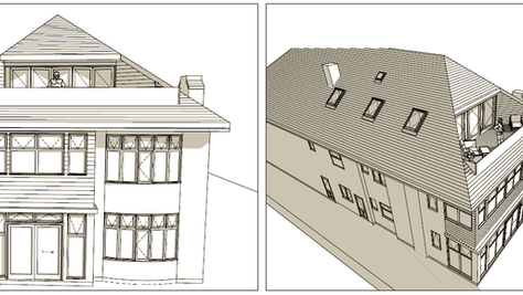 Third Planning Approval this week! (Phew!)