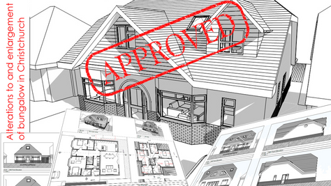 Bungalow Alterations Approved