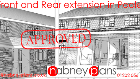 Another Planning Approval!