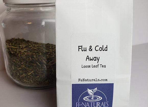 Flu & Cold Away Tea