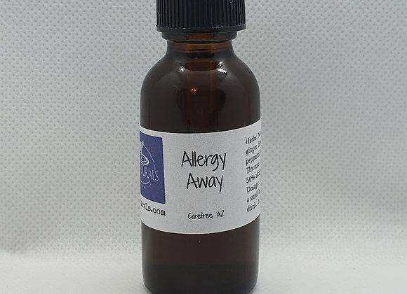 Allergy Away Blend - Tincture (1 FL OZ)