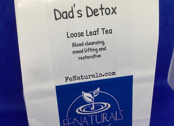 Dad's Detox Tea