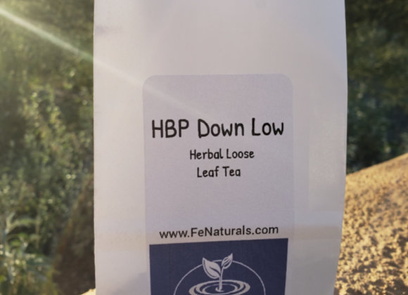 HBP (High Blood Pressure) Down Low Tea