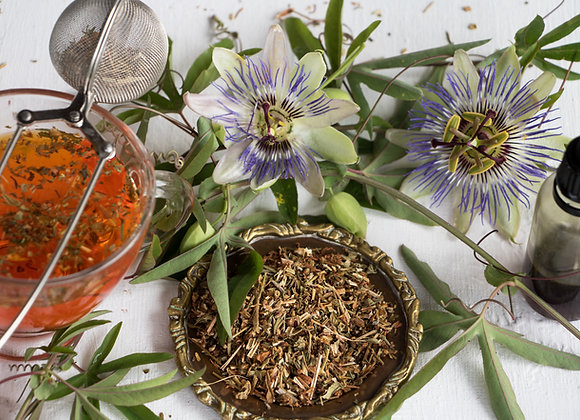 Passion Flower Tincture (2 fl oz) - Relax with Passion
