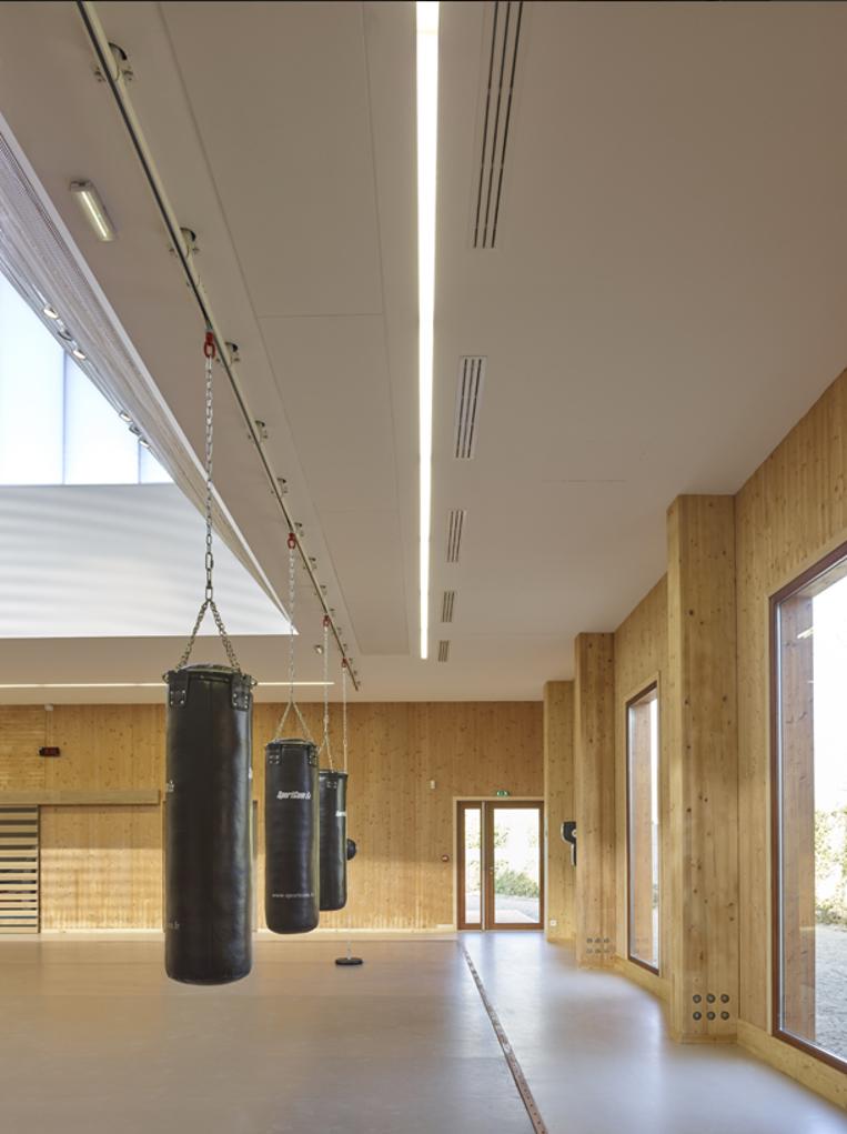 Photo des salles de Combat à Chateauneuf-sur-Loire