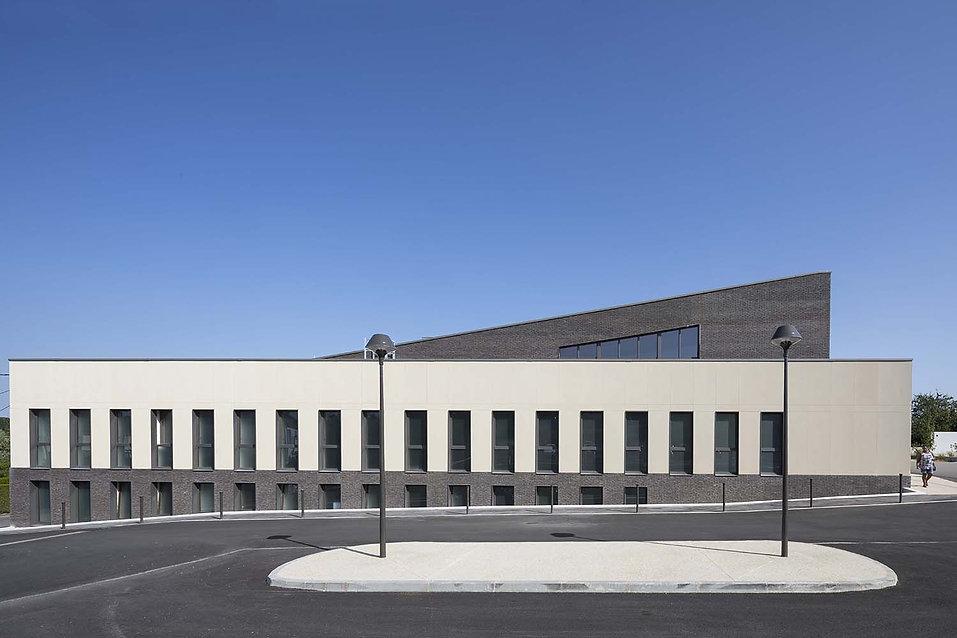 Photo de la maison des Services au public à L'Aigle