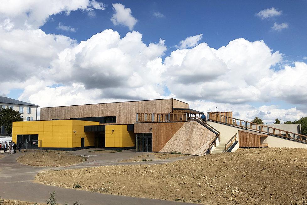Photo de l'accueil de Loisirs et Maison de Quartier à Chessy