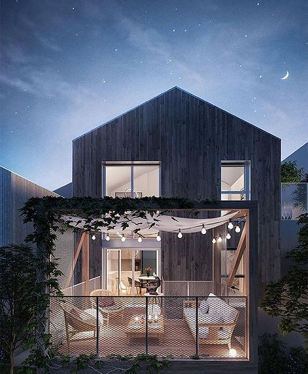 Construction d'un ensemble immobilier à Noisy-le-Grand