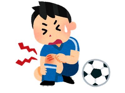 スポーツ傷害の減少に向けて!!