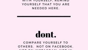 Do ... Don't ...