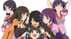 Monogatari Series: Gatar Hero
