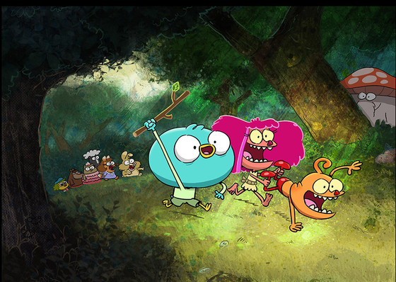 Harvey Beaks: Adorable Neuroses
