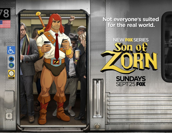 Son of Zorn: He-Man meets This is 40