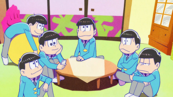 Osomatsu-san: The Universality of Crude Review