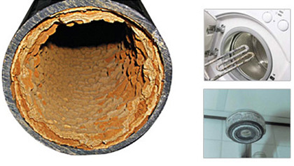 Effects of hard water on your pipes