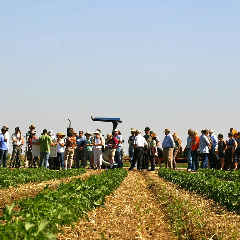 Farming in the New Normal: A workshop for growers on climate and agriculture
