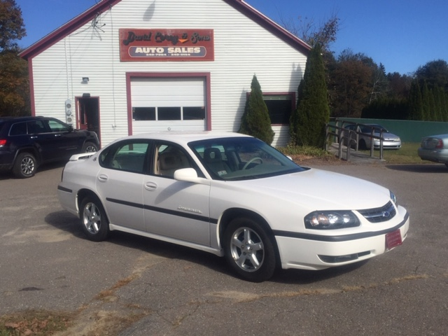 2003 Chevy Impala LS Sport